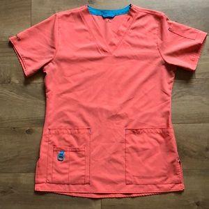 Carhartt women's scrub tops size small